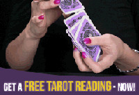 Free Tarot Reading - Prague